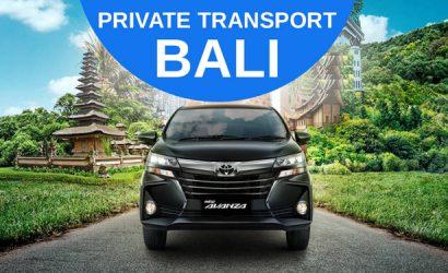Private Transport Bali